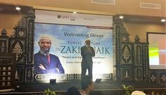 Di UMY Zakir Naik Angkat Tema Religion as an Agent of Mercy and Peace