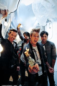 Papa Roach: Can't live without them!