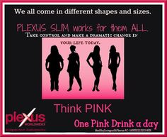 Plexus Slim works for all shapes! Its not just for weight loss, its about maintaining the best health! 60 days on Plexus Slim=LIFE-CHANGING!!! Get your 30 day supply today. Sign up Preferred and save, after your 3rd month as preferred customer you get an extra 10% off each month!  www.gethealthyjourney.com www.plexusleah.com Ambassador# 342546  https://www.facebook.com/pages/Get-Healthy-With-Leah/1615760395309771