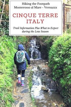 How to purchase Passes and Hike the Footpath Monterosso al Mare - Vernazza