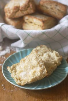 Classic buttermilk biscuits are a staple in my household. Quick, easy, and light as a feather, they can be served for breakfast, lunch, tea, dinner and even dessert! The technique is simple (hint: freeze the butter and use a light touch) but the results are spectacular.