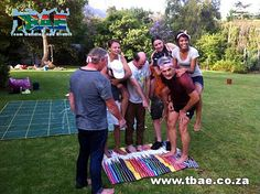 De Jonghs Paneelkloppers Corporate Fun Day team building event in Cape Town, facilitated and coordinated by TBAE Team Building and Events Team Building Events, Cape Town, Good Day, Picnic Blanket, Fun, Buen Dia, Have A Happy Day, Picnic Quilt, Lol
