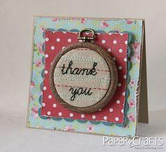 Kimberly Crawford - Paper Crafts magazine