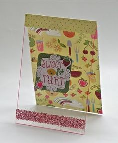 Much Ado About Nothing: ~Summer Card Making Classes~