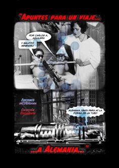 #CAsT0rJABAo: Apuntes para un viaje a Alemania #comic #literatura #arte #artepolítico #humor