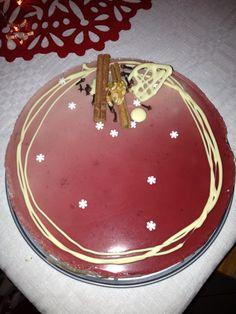 Rommirusina -juustokakku joulu 2013