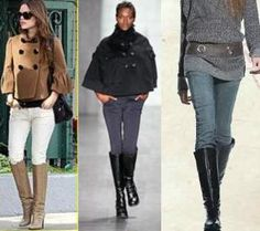 moda da bota de montaria