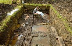Dig sheds new light on ancient village