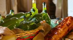 Food From Tuscany - Stock Footage | by eZeePicsStudio