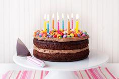 Easy Birthday Cake - ILoveCooking