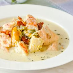Seafood Bisque, Seafood Stew, Seafood Dinner, Fish And Seafood, Crab Bisque, Rock Recipes, Fish Recipes, Seafood Recipes, Cooking Recipes
