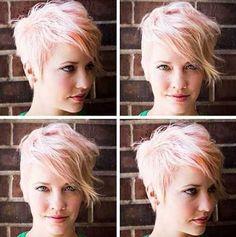 Pixie Haircut for 2016