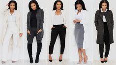 Olivia Pope Inspired Style | LOOKBOOK