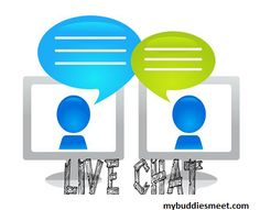 MyBuddiesMeet provide #livevideochat services with which you can chat your friends online. For more details. http://www.mybuddiesmeet.com