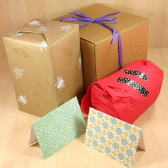Gift Wrap - Bread and Badger Gifts