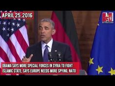Obama Announces More Special Forces Troops To Syria, Escalates Existing Policy