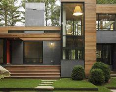 Casa Contemporanea Murdock Young Arquitectos