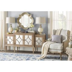 Store your extra dinnerware, flatware, and table linens in a buffet table or sideboard. Shop our great selection of stylish buffet tables and sideboards. Entryway Decor, Diy Room Decor, Living Room Decor, Bedroom Decor, Sideboard Decor, Credenza, Contemporary Home Decor, Handmade Home Decor, Decorating Your Home