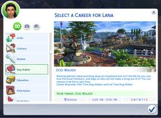 Lana CC Finds - midnitetech: Full & Part Time Dog Walking Career...