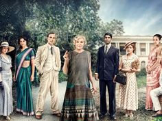 Indian Summers: On set in Malaysia for Channel 4's new epic story of the British Raj