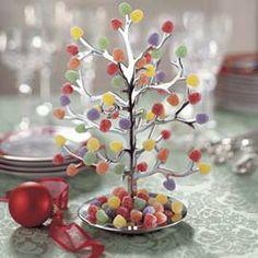 Gum Drop tree | ... stainless steel gum drop tree. It should look something like…
