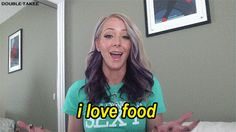 When she knew where your true priorities lie. | 19 Times Jenna Marbles Spoke Straight To Your Soul