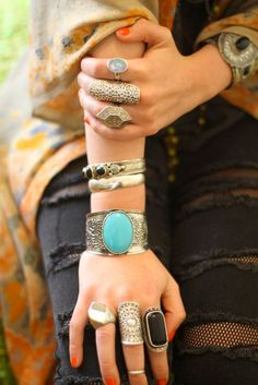 Perfect mix of arm candy