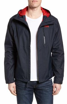 Main Image - Helly Hansen 'Vancouver' Packable Rain Jacket