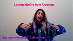 sm audition catalina giuffra argentina