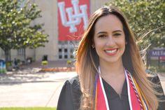 University of Houston Grad #UHGrad #MLoveCreations Senior Pictures