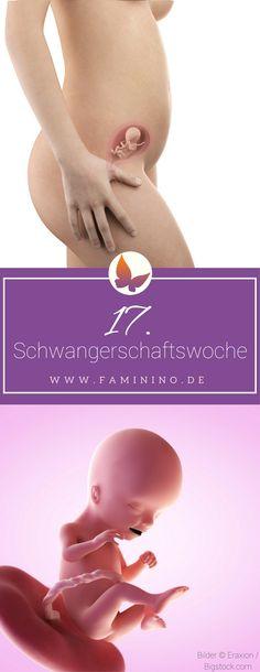 17. SSW (Schwangerschaftswoche): Dein Baby, dein Körper, Beschwerden und mehr