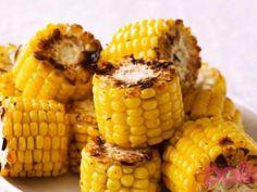Pyszna kukurydza z grilla