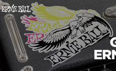 FREE Ernie Ball Sticker - http://freebiefresh.com/free-ernie-ball-sticker/