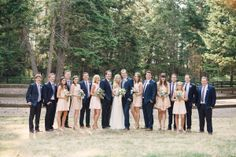 Romantic Country Montana Wedding at The Weatherwood Homestead Gallery - Style Me Pretty
