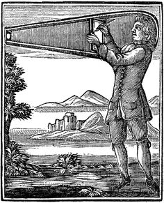 """Sir Robert Hooke suggests a """"wearable"""" camera obscura he calls a """"Picture Box"""" History Of Photography, Photography Camera, Camera Lucida, Sun Projects, Drawing Machine, Pinhole Camera, Small Drawings, Picture Boxes, Ex Machina"""