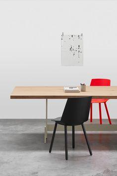 Mesa Kazimir E15  Diseñador: Philipp Mainzer Procedencia: Alemania Año de Diseño: 2017