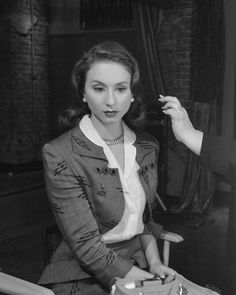 """Spencer Hastings film noir outfit in PLL """"Shadow Play"""", PLL style and fashion Spencer Hastings, I Love My Friends, Shadow Play, Pll, Pretty Little Liars, Favorite Tv Shows, Behind The Scenes, Troian Bellisario, Fashion Beauty"""