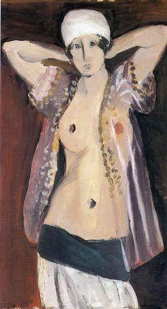 not identified - Henri Matisse - WikiPaintings.org