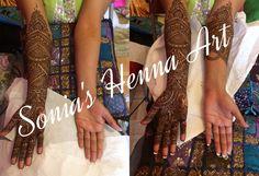 Bridal Mehndi by Sonia's Henna Art