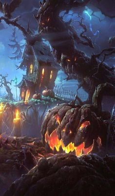 It's Halloween Time