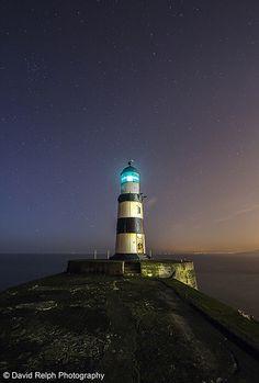 Seaham Lighthouse,Durham,UK