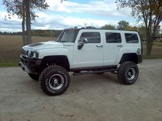 Hummer H3; I want mine to look like this