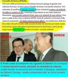 il popolo del blog,notizie,attualità,opinioni : Prodi è stato pure questo, credo che in pochi sian...