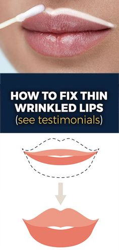 Beauty Industry Experts Agree This is a Great Solution for Younger, Plumper Looking Lips! must have beauty products make up Beauty Makeup Tips, Beauty Secrets, Beauty Skin, Beauty Hacks, Hair Beauty, Beauty Products, Beauty Tips For Over 50, Health And Beauty Tips, Lip Wrinkles