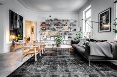 Peek into the home of Lotta Agaton | Henrik Nero