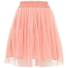 Tokyo Doll Coral Tulle Skirt ($8.38) ❤ liked on Polyvore featuring skirts, bottoms, saias, faldas, red ballet skirt, a line tulle skirt, a-line skirts, ballet skirt and red a line skirt