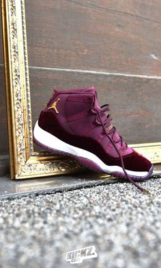 Fit for a Queen - Jordan delivers the Air Jordan 11 Retro as part of the 'Heiress Pack' and lets you walk the red carpet wherever you go