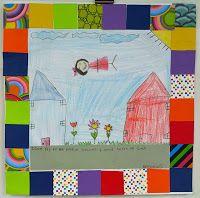 Art with Ms. Gram: Faith Ringgold Story Quilts (3rd)