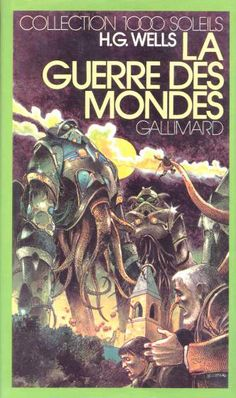 War of the Worlds - Gallimard, 1982