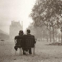 Tuileries Gardens, Paris.